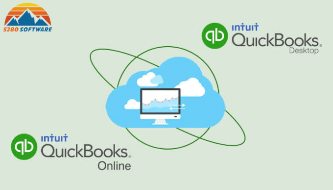 custom QuickBooks mobile app - 5280 Software LLC